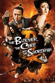 View The Butcher, the Chef, and the Swordsman (2011) Movie poster on 123movies