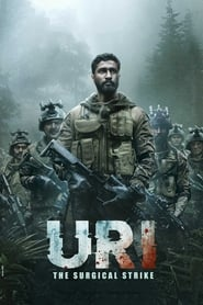 View Uri: The Surgical Strike (2019) Movie poster on Ganool