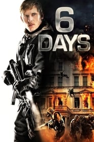 View 6 Days (2017) Movie poster on Ganool