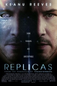 View Replicas (2018) Movie poster on Ganool