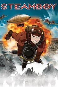 View Steamboy (2004) Movie poster on 123movies