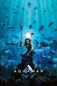 View Aquaman (2018) Movie poster on Ganool