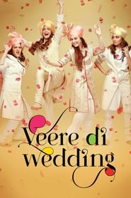View Veere Di Wedding (2018) Movies poster on Ganool