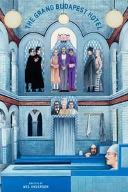 View The Grand Budapest Hotel (2014) Movie poster on SoapGate