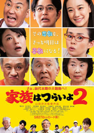 View What a Wonderful Family! 2 (2017) Movie poster on Ganool