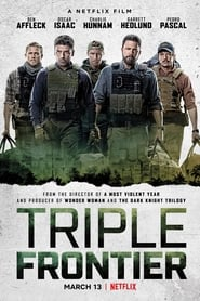 View Triple Frontier (2019) Movie poster on Ganool