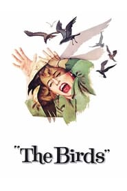 View The Birds (1963) Movie poster on Ganool