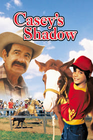 View Casey's Shadow (1978) Movie poster on INDOXX1