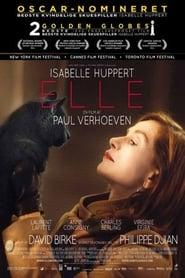 Poster Movie Elle 2016