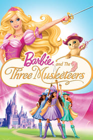 View Barbie and the Three Musketeers (2009) Movie poster on Ganool