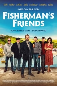 View Fisherman's Friends (2019) Movie poster on Ganool