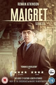 View Maigret in Montmartre (2017) Movie poster on 123movies