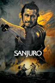View Sanjuro (1962) Movie poster on INDOXXI