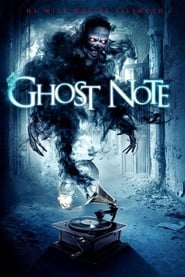 View Ghost Note (2017) Movie poster on cokeandpopcorn.click