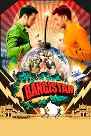 View Bangistan (2015) Movie poster on Ganool