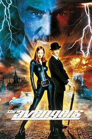 View The Avengers (1998) Movie poster on Ganool