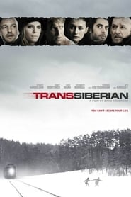 Poster for Transsiberian