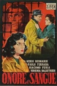 Onore e sangue (1957)