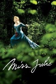 Poster Miss Julie 2014