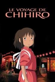 Poster Le Voyage de Chihiro 2001