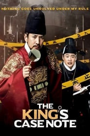 Poster The King's Case Note