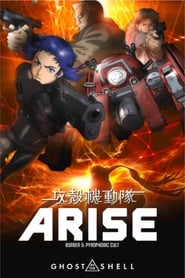 Ghost in the Shell Arise – Border 5: Pyrophoric Cult