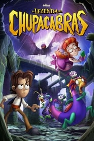 Poster The Legend of the Chupacabras 2016