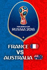 France vs Australia - FIFA World Cup 2018