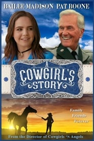 A Cowgirl's Story movie poster