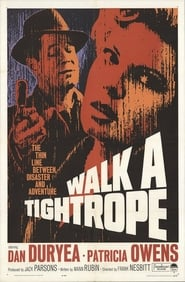 Poster Walk a Tightrope 1964