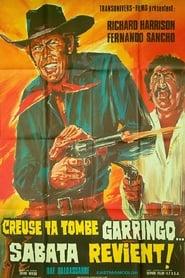 Abre tu fosa, amigo, llega Sábata… (1971)