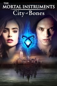 Poster for The Mortal Instruments: City of Bones