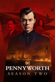 Pennyworth - Season 2 (2020) poster