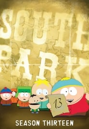 South Park - Season 21 Episode 4 : Franchise Prequel Season 13
