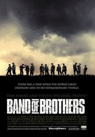 "Band of Brothers ( Irmãos de Guerra) 1ª Temporada ""Minissérie"" BDRip bluray 720p torrent dublado"