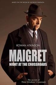 Poster Kommissar Maigret: Night at the Crossroads 2016