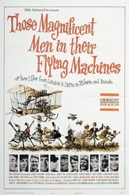 Poster Those Magnificent Men in Their Flying Machines or How I Flew from London to Paris in 25 hours 11 minutes 1965