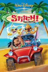 Poster for Stitch! The Movie