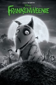 Poster for Frankenweenie