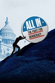 Poster for All In: The Fight for Democracy