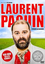Laurent Paquin - L'ereure est humaine 2015