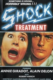 Poster Shock Treatment 1973