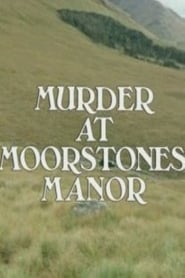 Poster Murder at Moorstones Manor 1977