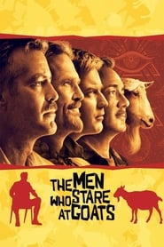 Poster for The Men Who Stare at Goats