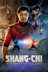 Poster Shang-Chi and the Legend of the Ten Rings 2021