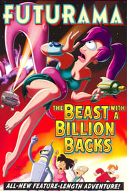 Poster Futurama: The Beast with a Billion Backs 2008