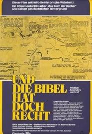 Poster ...und die Bibel hat doch recht 1977