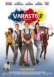 Varasto 2 (2018) poster
