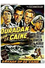 Ouragan sur le Caine movie