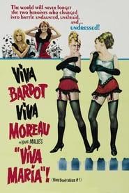 Viva Maria! poster